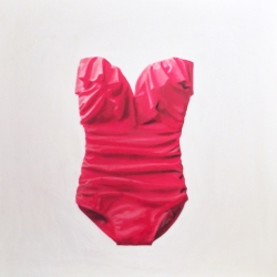Erin Vincent - Red Ruffles