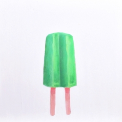 Erin Vincent - Lime Ice Treat