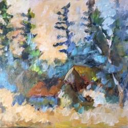 Masood Omer - Blue Grove