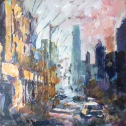Masood Omer - Bloor Street Awakens