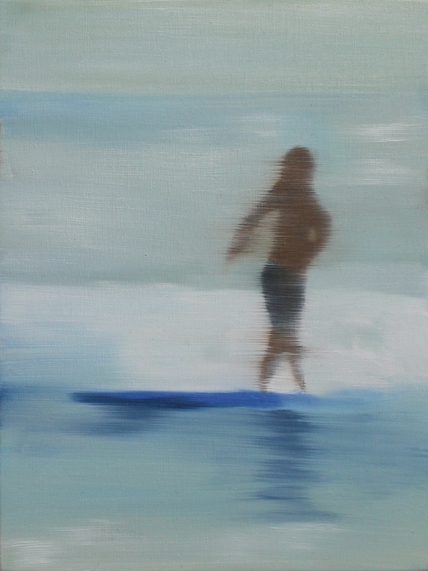 Surfing in Hawaii #2 by Shannon  Dickie