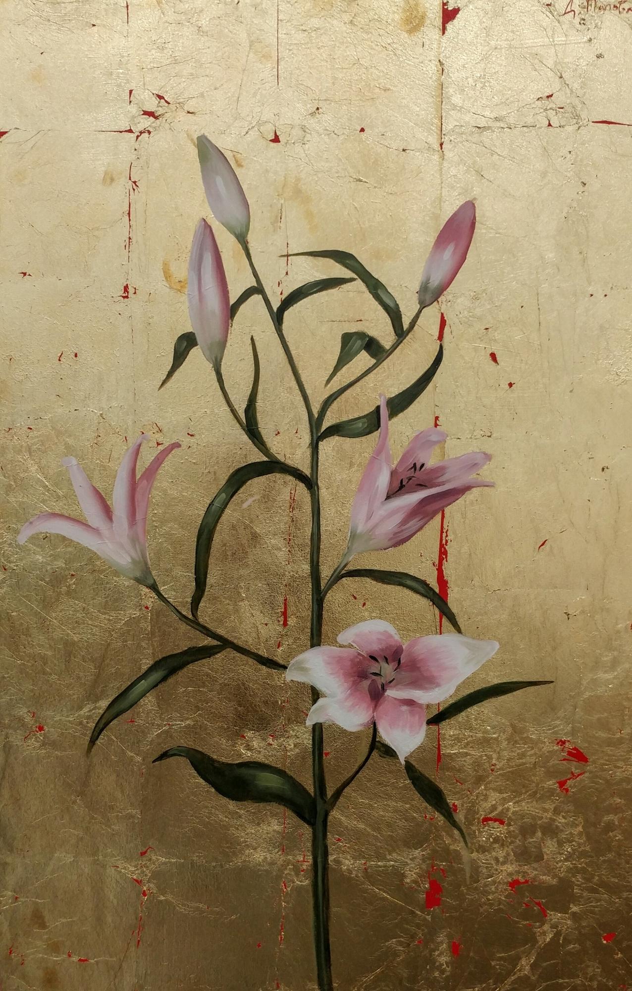 Byzantine Lily  by Diliana Popova