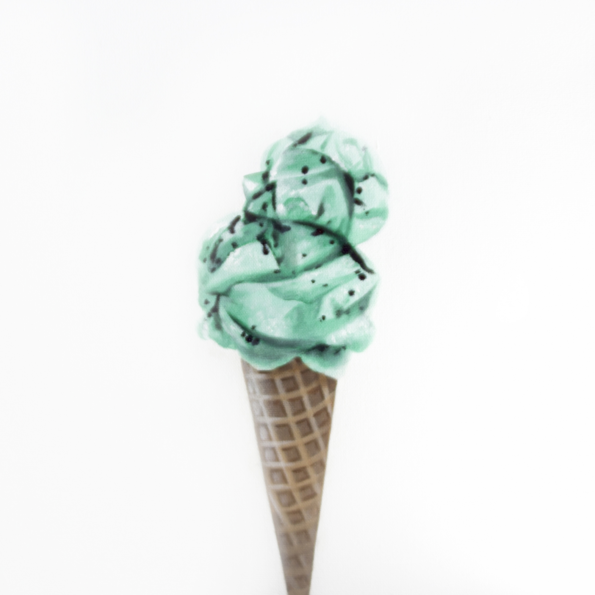 Tasting Room - Mint Chocolate Chip  by Erin Rothstein