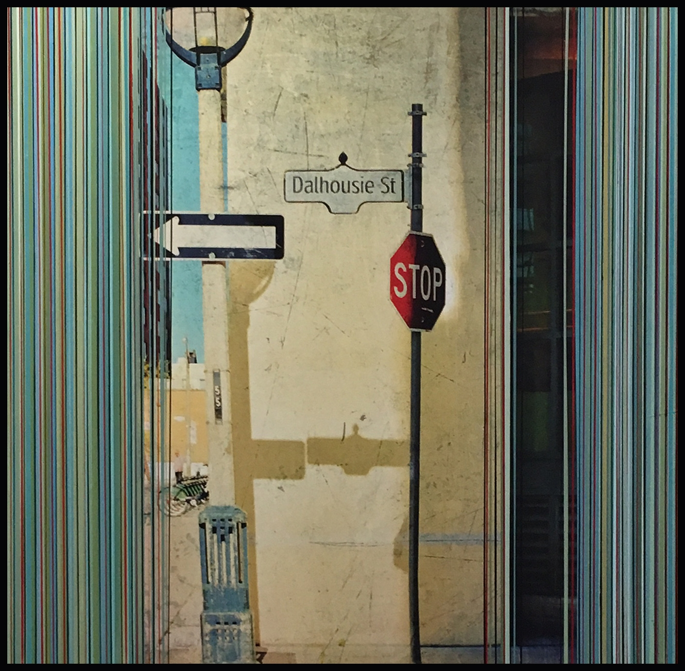 Dalhousie Stop  by Jamie MacRae