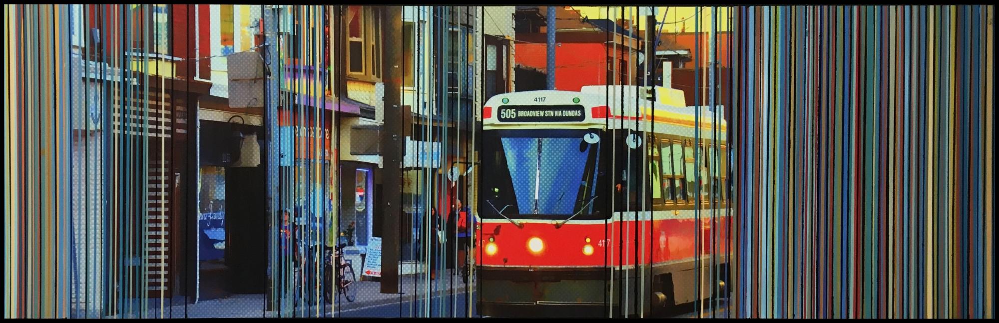 My City: 54 by Jamie MacRae