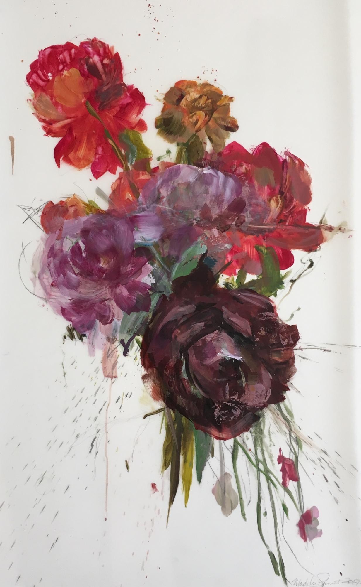 Florals 2017  by Madeleine Lamont