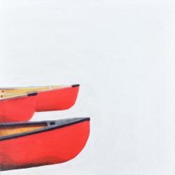 EM Vincent - Canoe Race