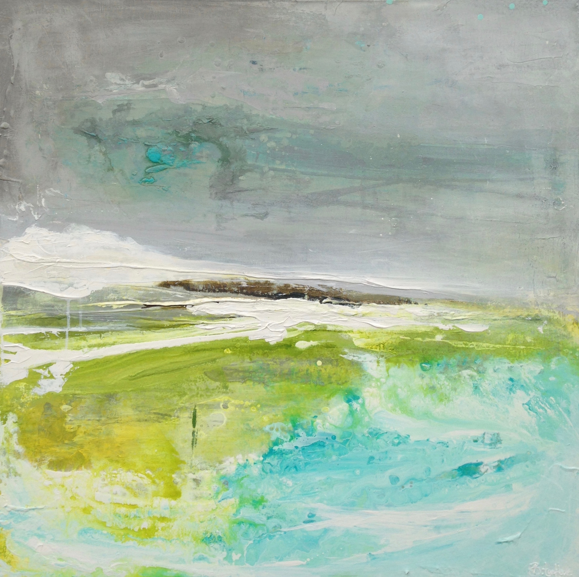 Spring Renewal  by Beth  ten Hove
