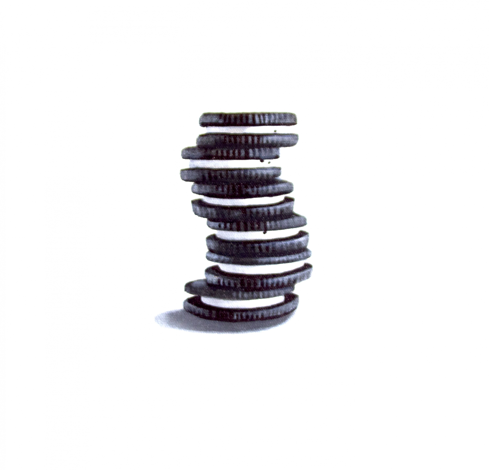 Tasting Room - Oreo Tower by Erin Rothstein