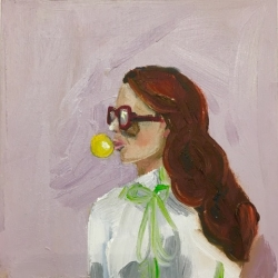 Frances  Hahn - Bubblegum Aria