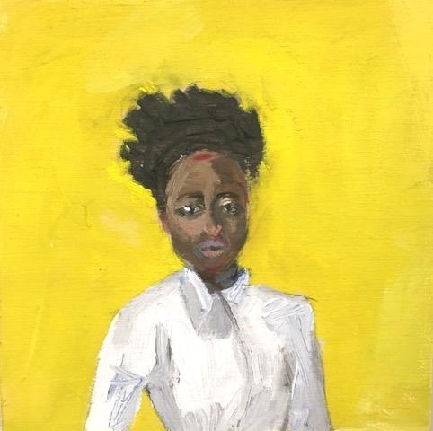 Dina  by Frances  Hahn