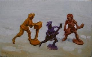 Girl Band II  by Todd Tremeer
