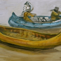Todd Tremeer - 2 Canoes