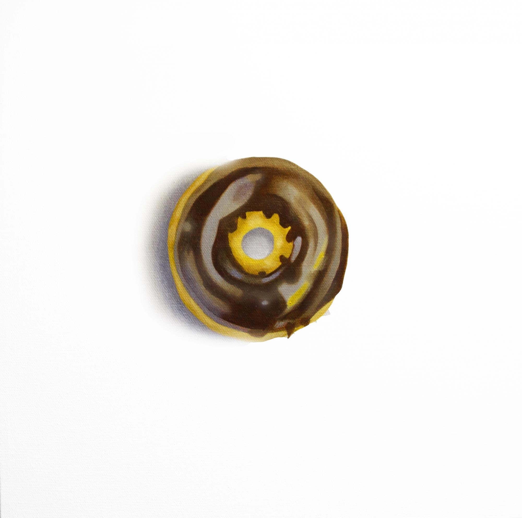 Tasting Room - Chocolate Donut  by Erin Rothstein
