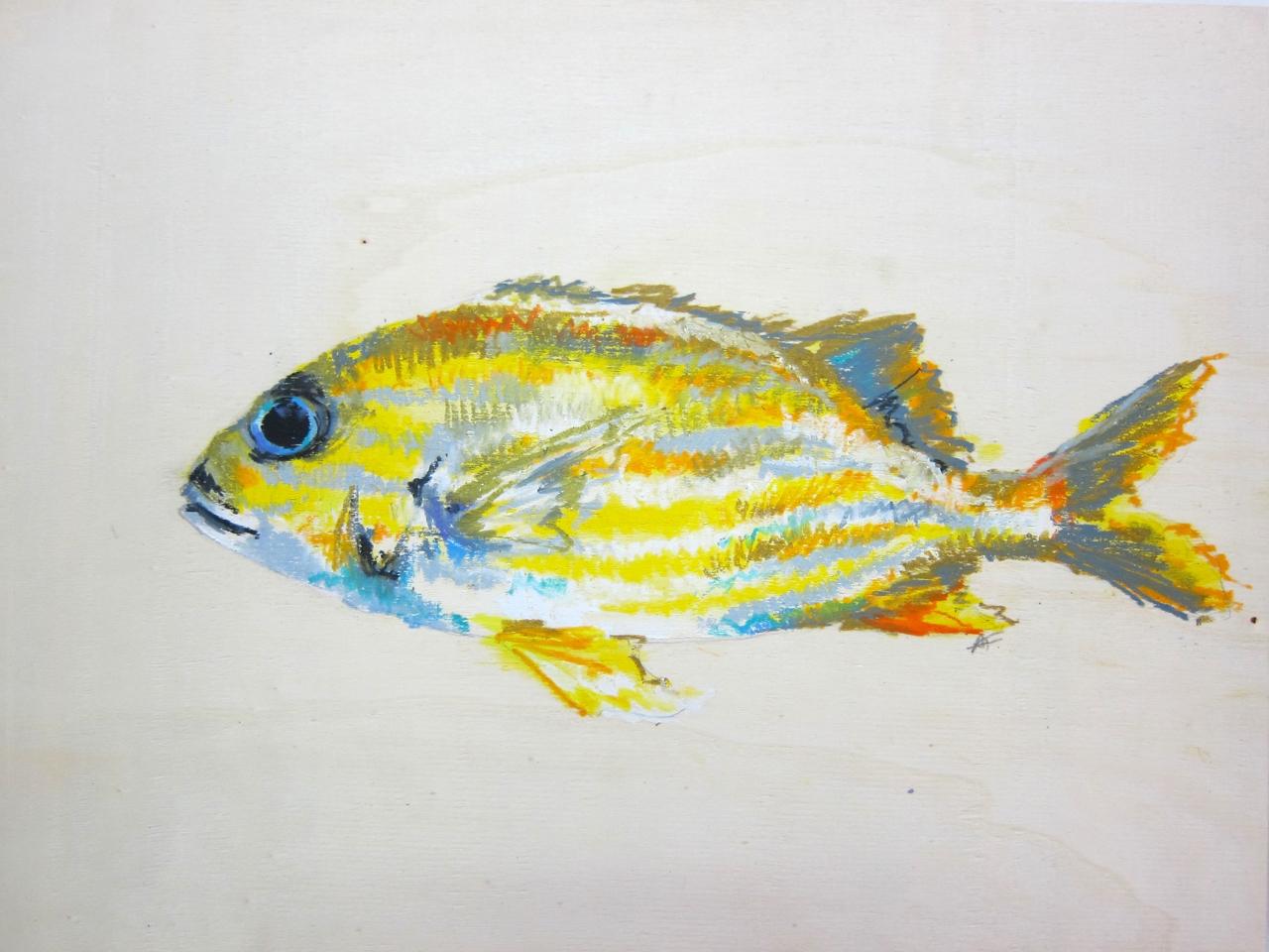 Tropische Fische 3 by Agnieszka Foltyn