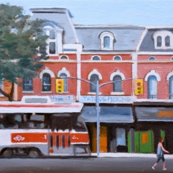 Michael Harris - Queen Streetcar