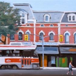 Michael Harris - Queen Streetcar