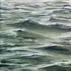 Emily Bickell - Sea Study 1