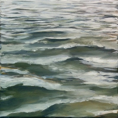 Sea Study 2 by Emily Bickell