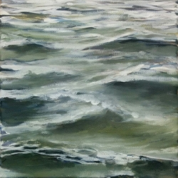 Emily Bickell - Sea Study 3
