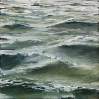 Sea Study 3 by Emily Bickell