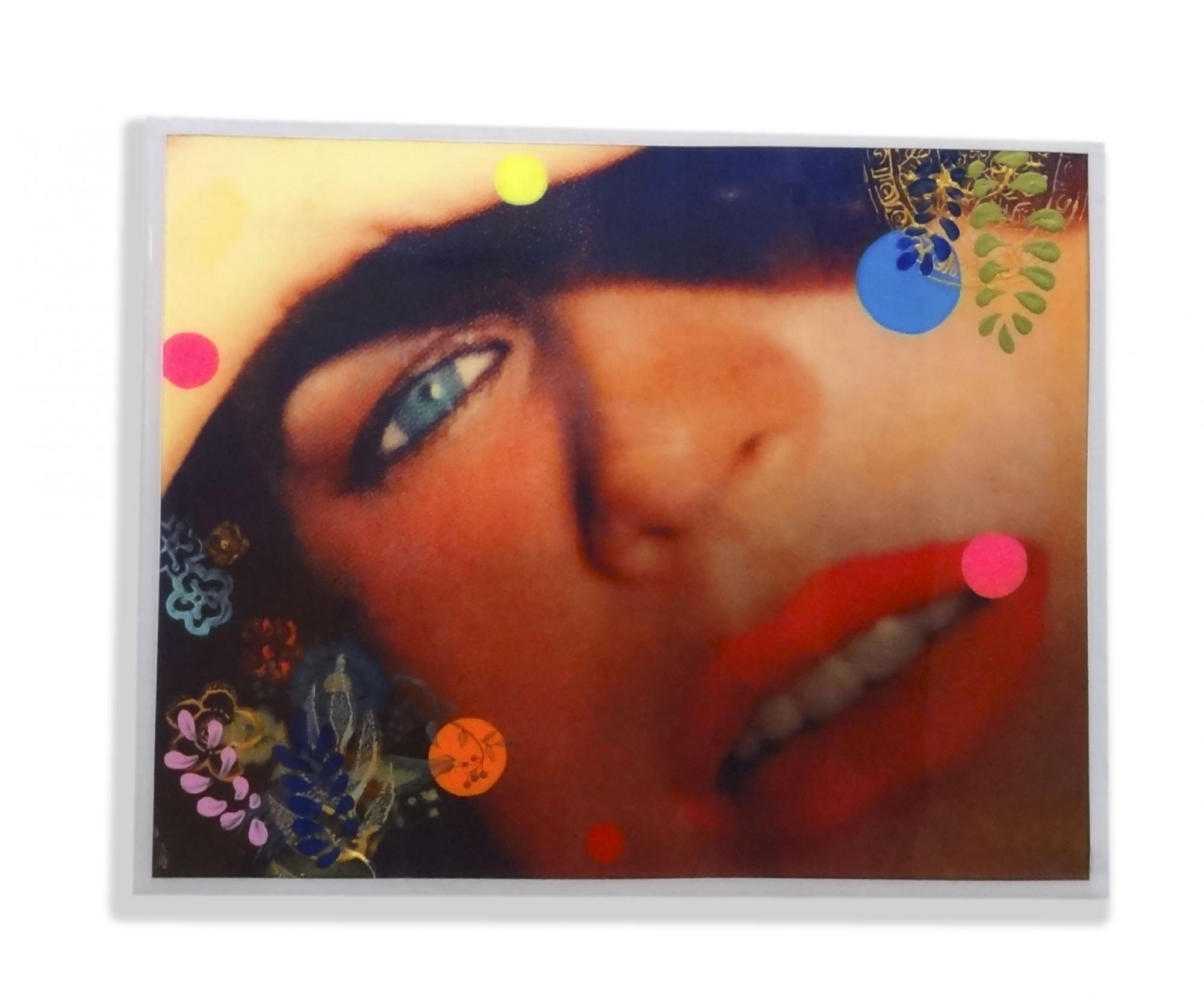 Gaze Study i by Helene Lacelle