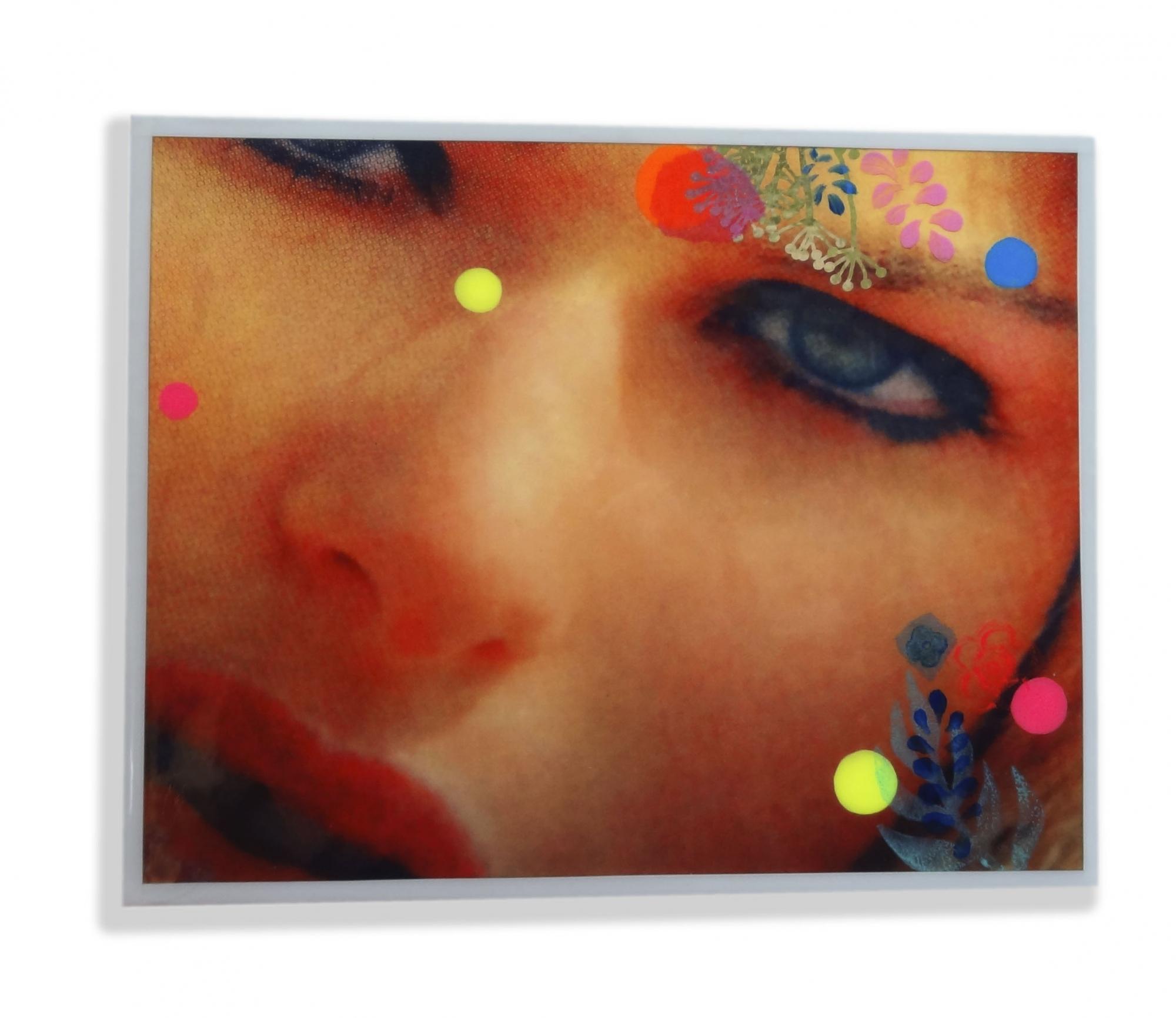Gaze Study d by Helene Lacelle