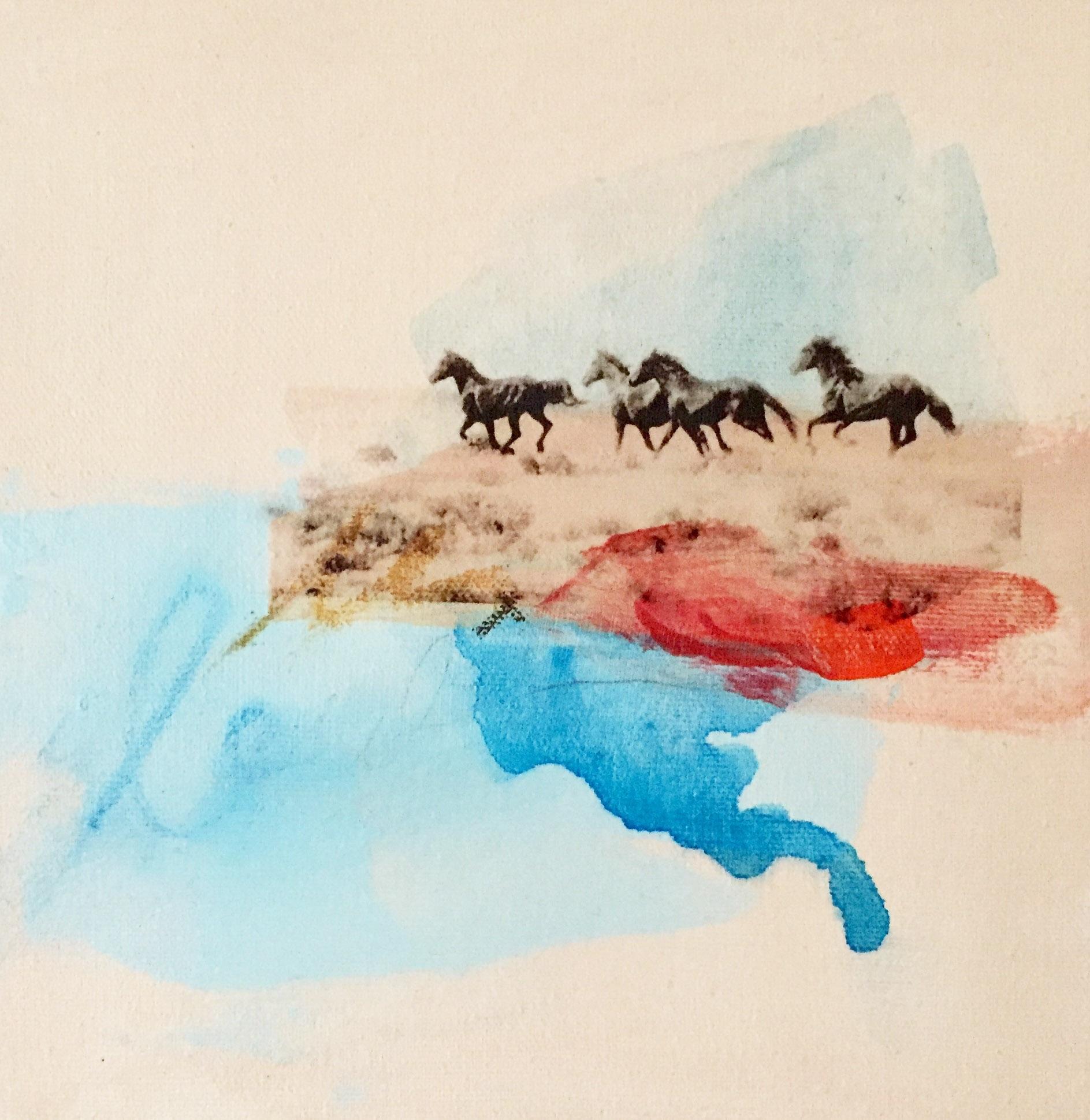 Open Field  by Danielle Hession