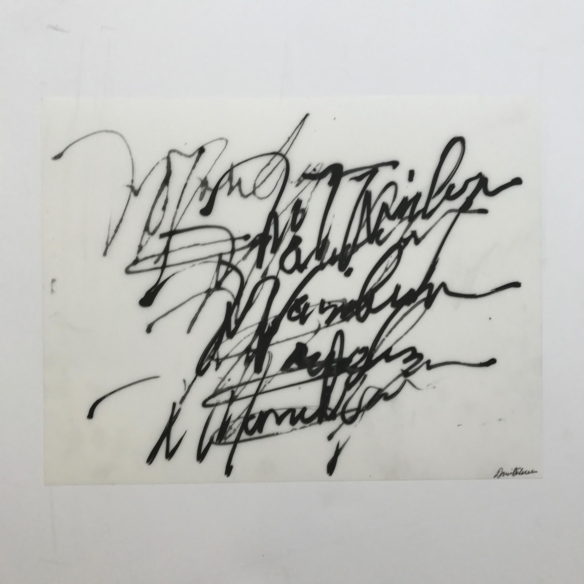 Monroe - Small 4 by Daniel Schneider