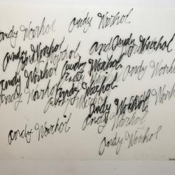 Daniel Schneider - Warhol - Large 1
