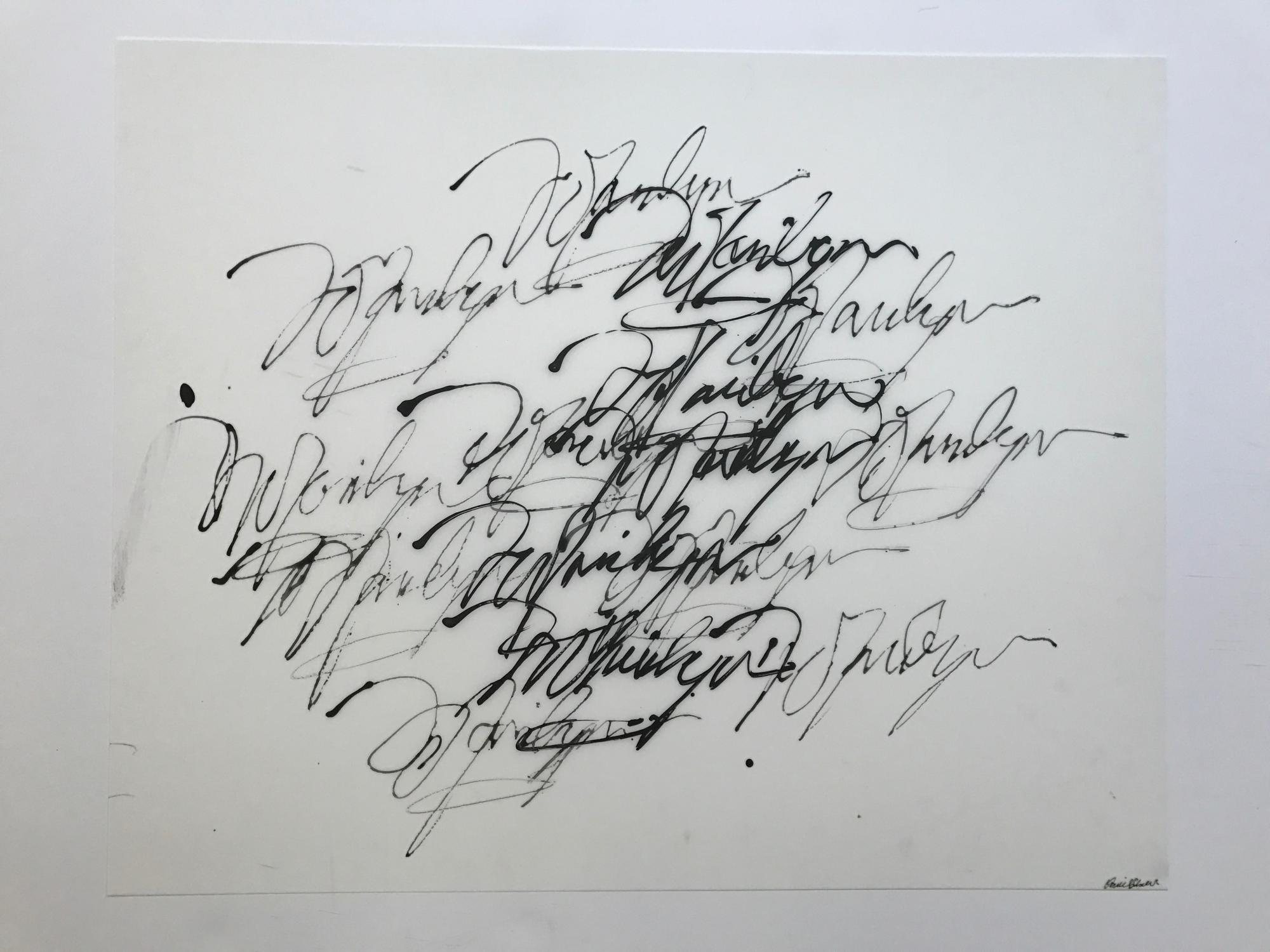 Monroe - Large 1 by Daniel Schneider