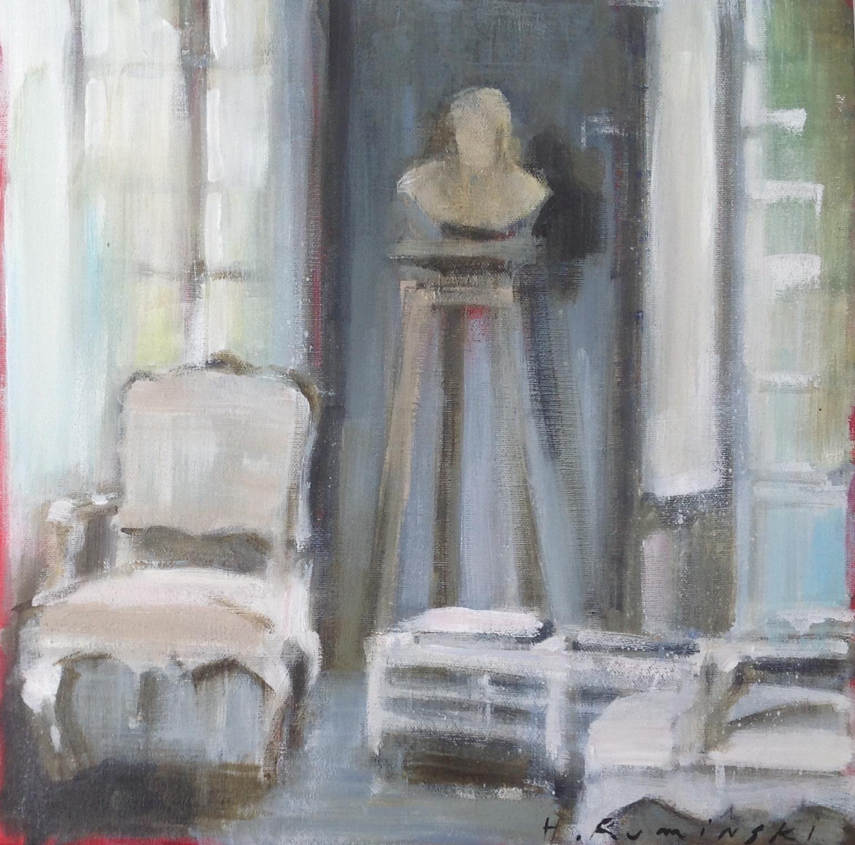 Palace Interiors 11 by Hanna Ruminski