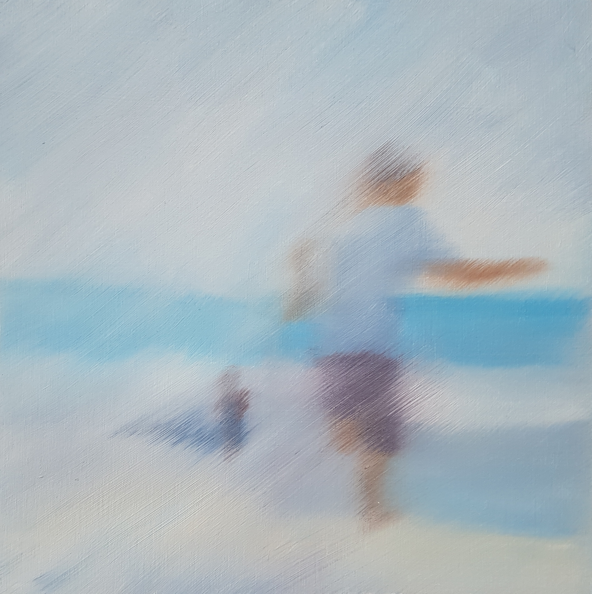 Hapuna Beach 3 by Shannon  Dickie