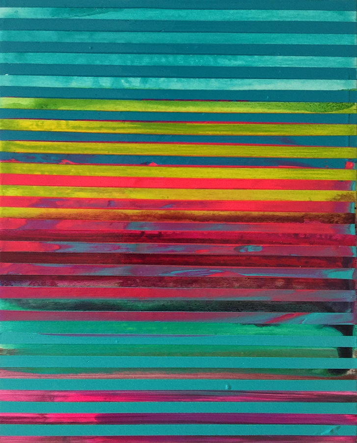 Weaving Landscape 2017-6 by Shawn Skeir