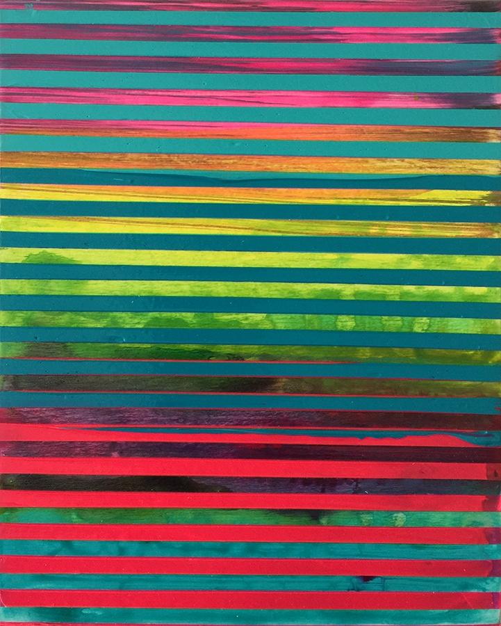 Weaving Landscape 2017-13 by Shawn Skeir