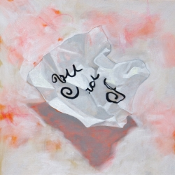 Lindsay Chambers - Love notes 37- You and I (pink)
