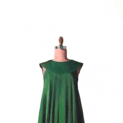EM Vincent - Green Dress