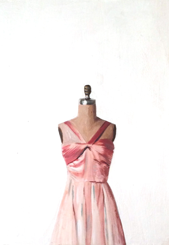 Pink Dress by EM Vincent