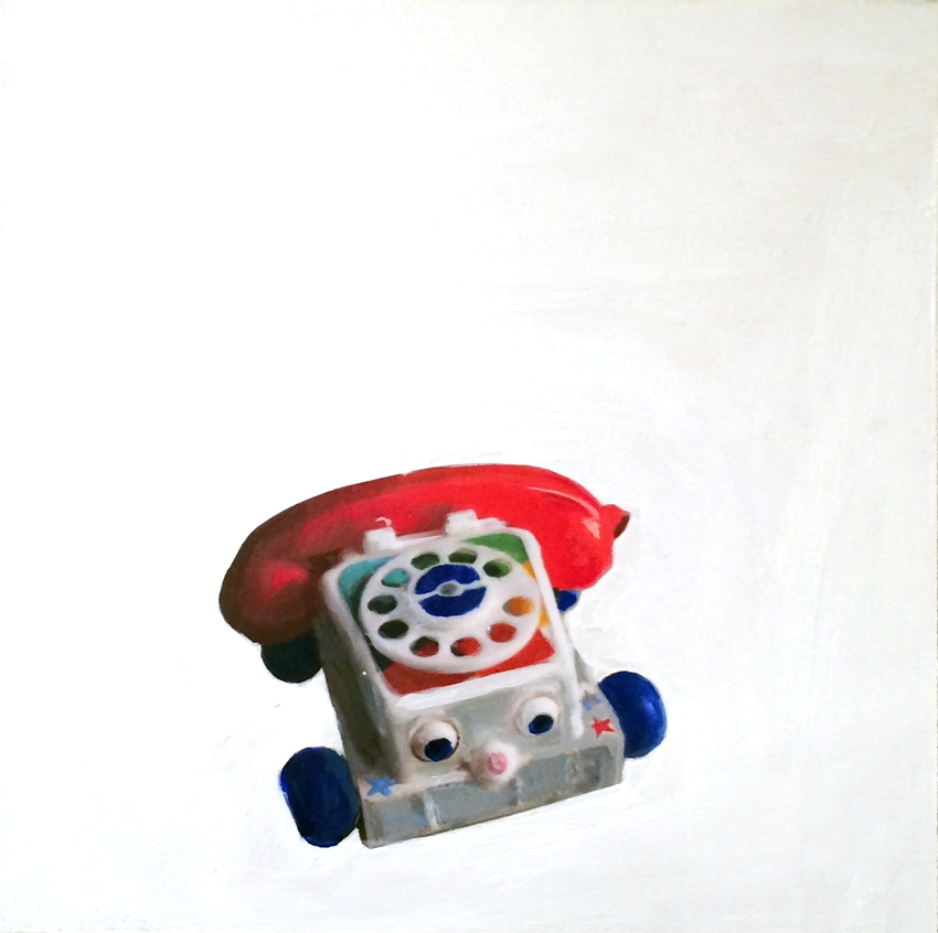 Toy Phone  by EM Vincent