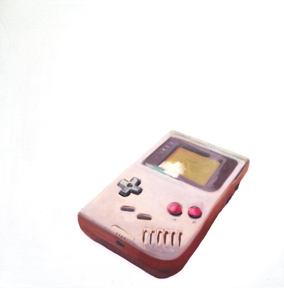 Game Boy  by EM Vincent
