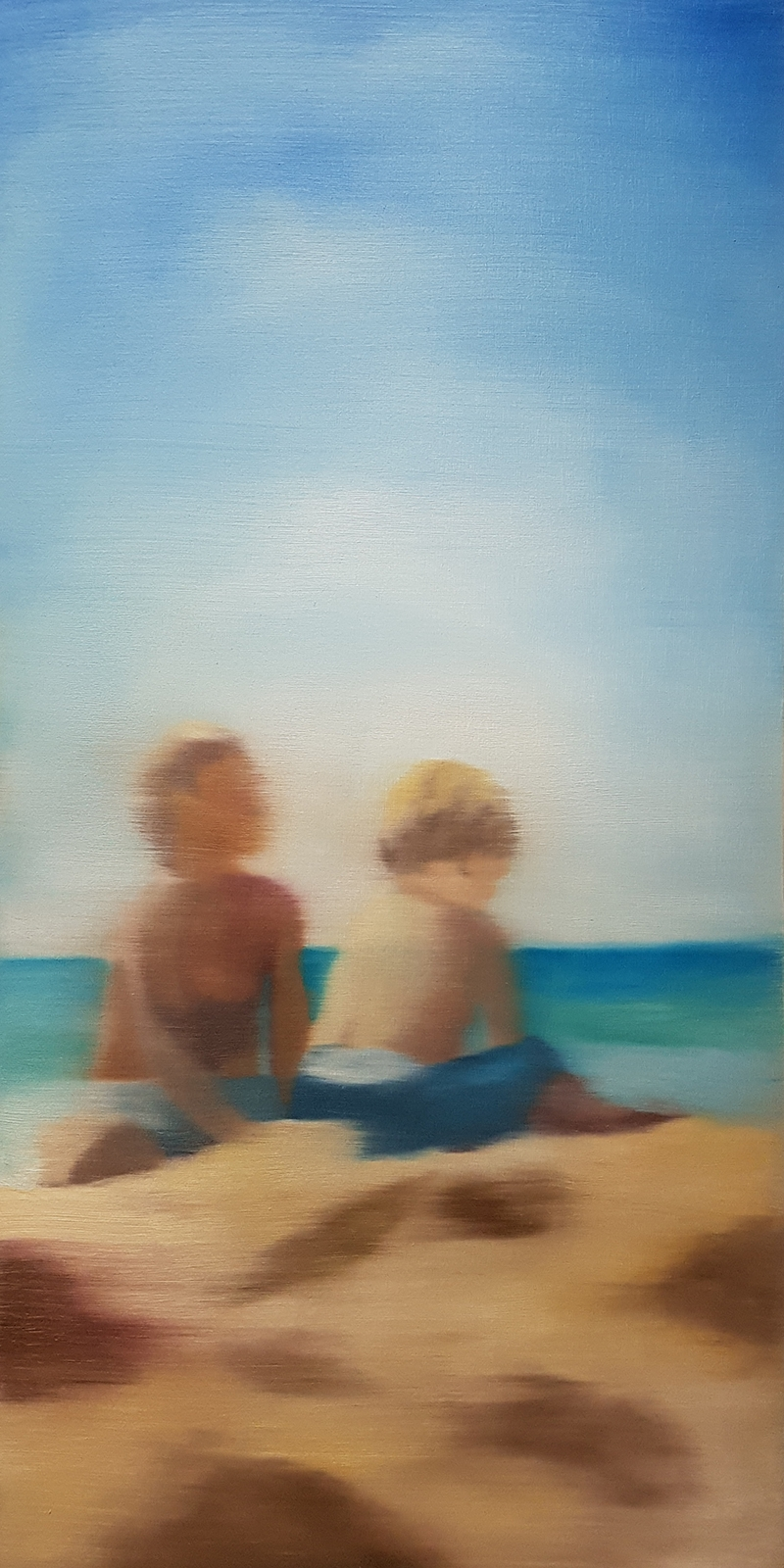 Hapuna Beach 6 by Shannon  Dickie