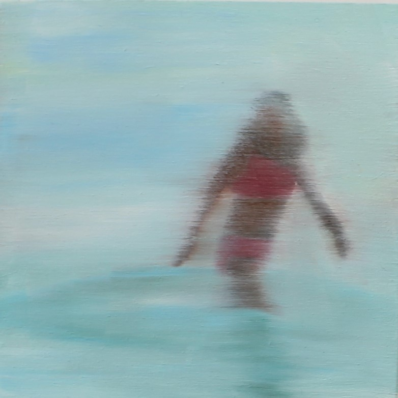 Catching Waves 13 by Shannon  Dickie