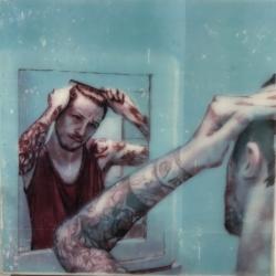 Kelly Grace - Blue Tattooed Man