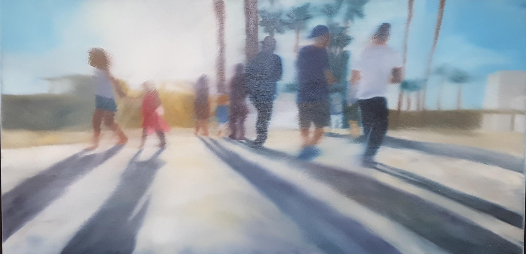 Santa Monica Pier by Shannon  Dickie