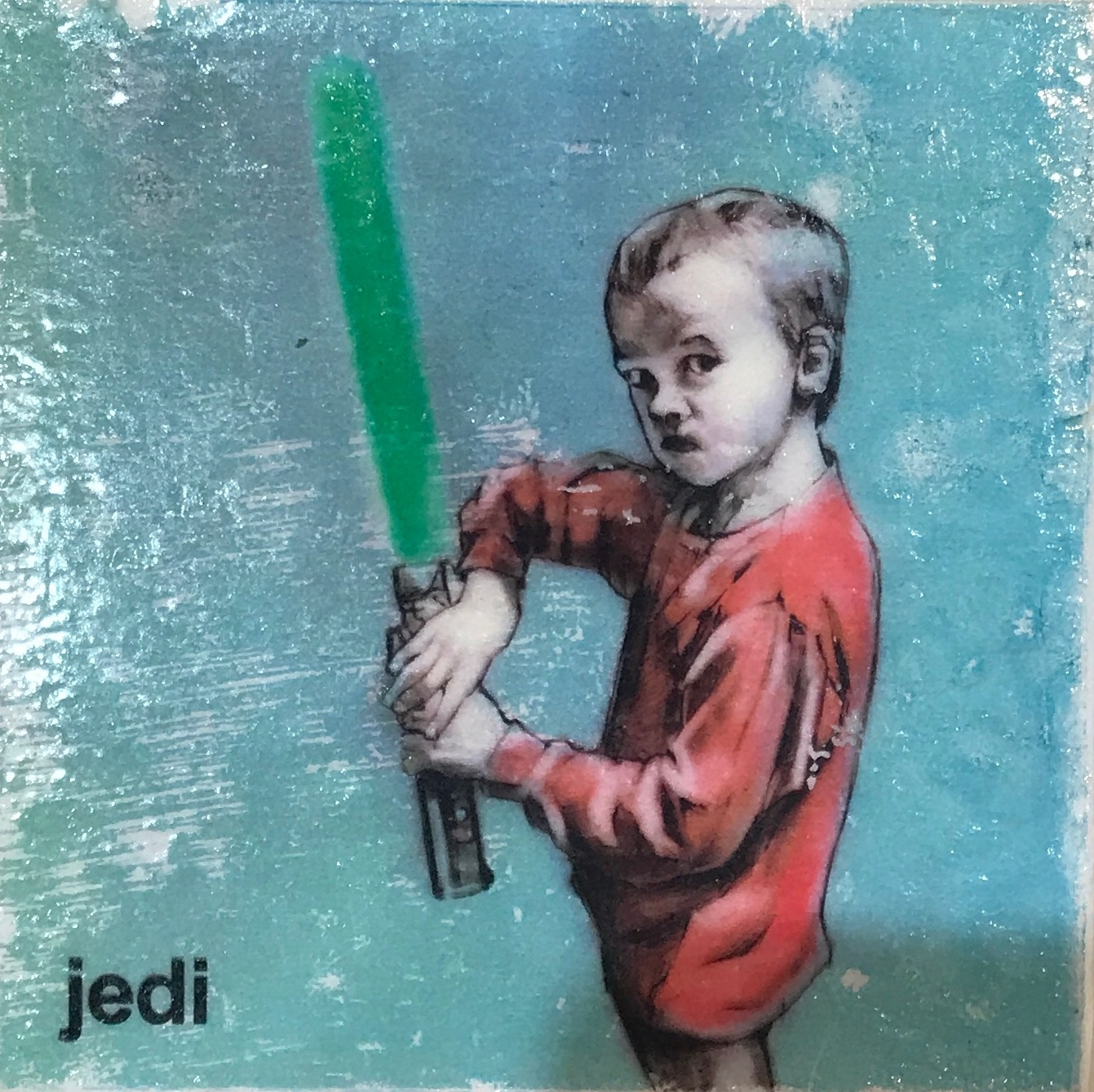 Jedi by Kelly Grace
