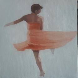 Greg Nordoff - Dancing in Orange
