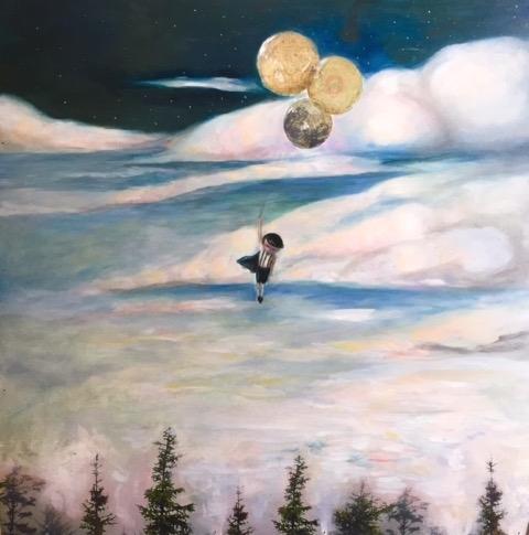 Flight of a Superhero  by Kate Domina