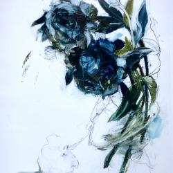 Madeleine Lamont - Blue Peony