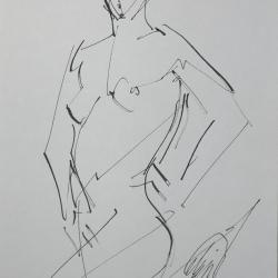 Mel Delija - Nude Turn
