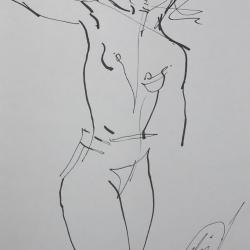 Mel Delija - Nude Motion